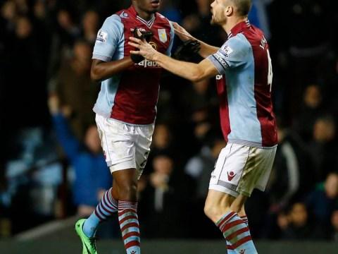 Christian Benteke ends goal drought against Arsenal