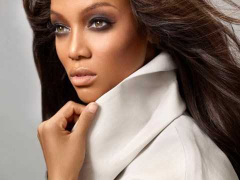 I'm not going anywhere: Tyra Banks admits children aren't in her near future as she concentrates on work