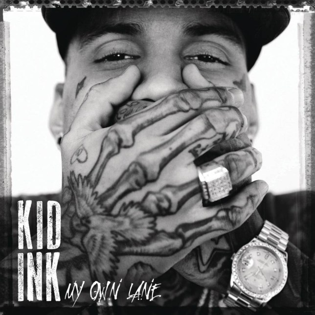 Kid Ink's new album sadly features Chris Brown - among better collaborations (Picture: supplied)