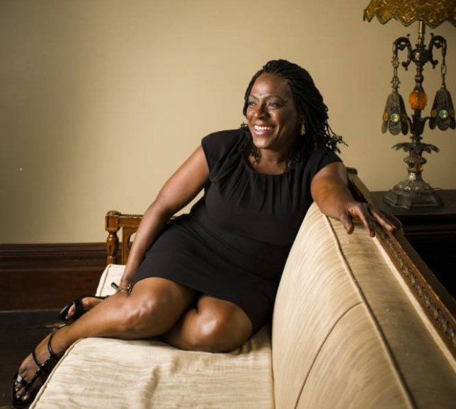 Sharon Jones's is a loving look back to 1960s and 70s soul (Picture: Jacob Blickenstaff)