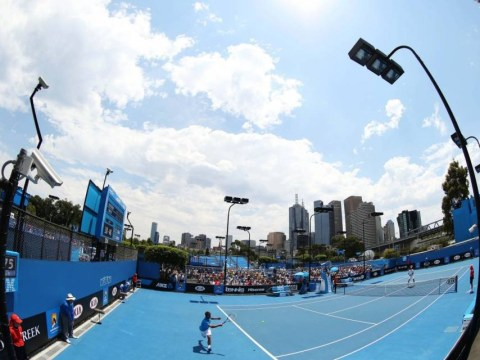 Australian Open 2014: Briton arrested as police fear illegal betting syndicate preying on Melbourne Park action