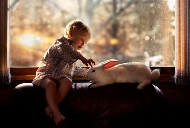 Elena Shumilova, Yaroslav, Vanya, animals, photography, Andreapol, Russia, child animal whisperers
