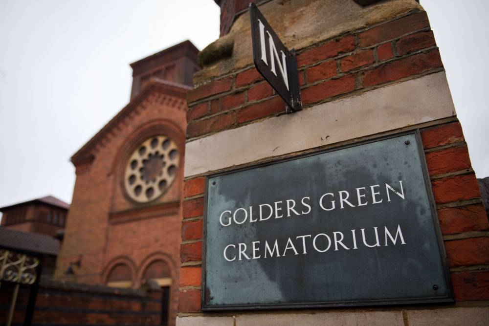 Urn containing Sigmund Freud's ashes severely damaged in crematorium break-in