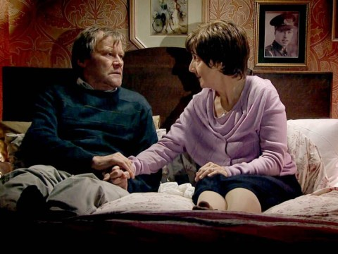 Coronation Street's Julie Hesmondhalgh: Hayley's death is not a 'right to die' storyline