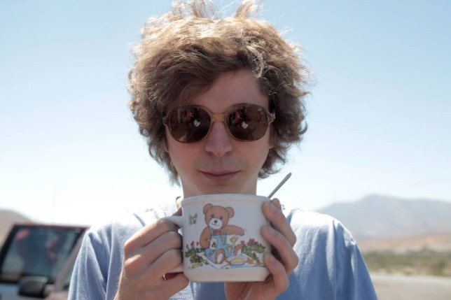 Michael Cera plays an American living it up in Chile (Picture: Content Media)