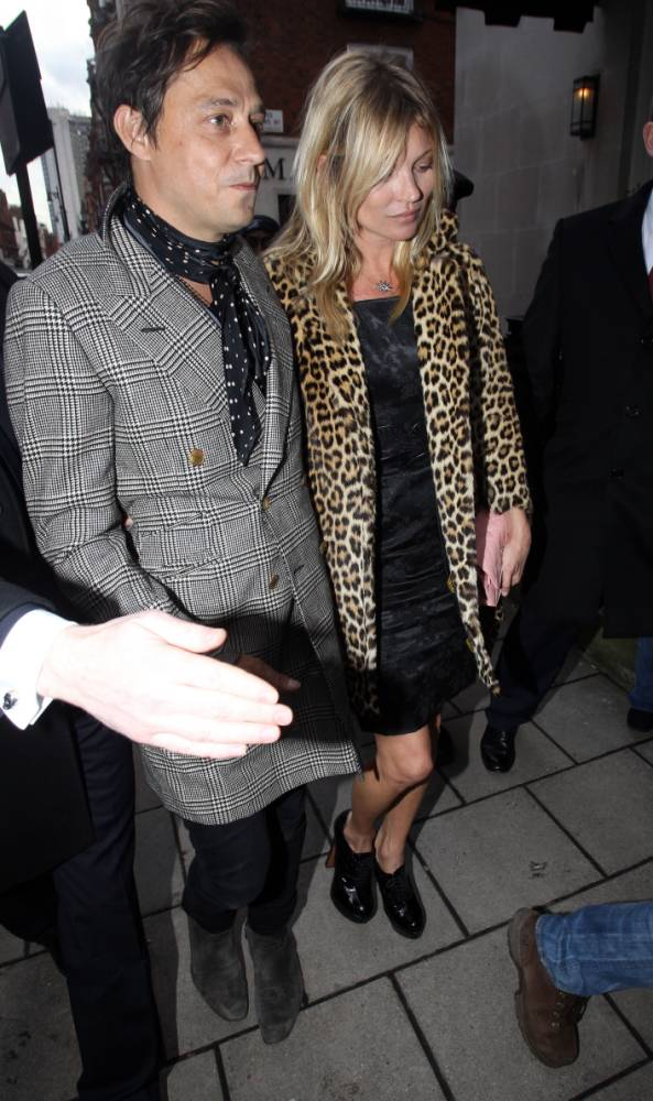Kate Moss hosts star-studded lunch to celebrate 40th birthday