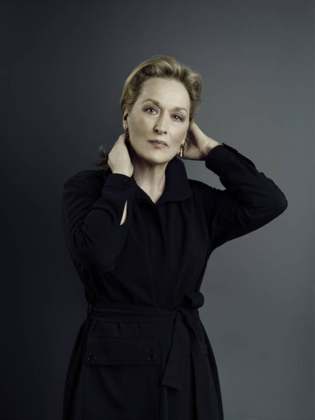 Meryl Streep: With Violet, there was no relief from her 'shril insanity' (Picture; Nicolas Guerin/Contour/Getty)