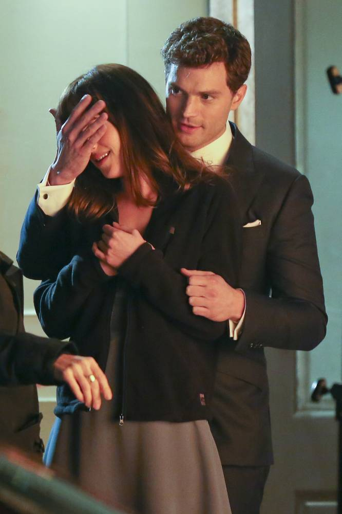 Jamie Dornan and Dakota Johnson sex scenes to be axed from Fifty Shades of Grey film?