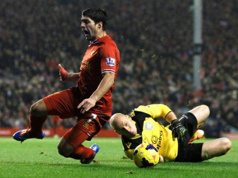 Luis Suarez or Brad Guzan – Who's the bigger villain?