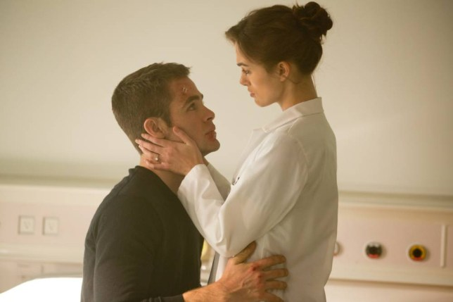 Chris Pine and Keira Knightley in Jack Ryan: Shadow Recruit (Picture: Paramount Pictures)