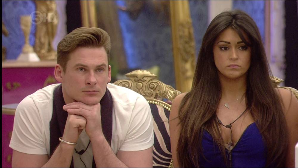 Sam and Ollie are asked what they think about some of the biggest House dramas in a task set on 'Celebrity Big Brother', shown on Channel 5 HD Featuring: Lee Ryan,Casey Batchelor When: 24 Jan 2014 Credit: Supplied by WENN **WENN does not claim any ownership including but not limited to Copyright or License in the attached material. Any downloading fees charged by WENN are for WENN's services only, and do not, nor are they intended to, convey to the user any ownership of Copyright or License in the material. By publishing this material you expressly agree to indemnify and to hold WENN and its directors, shareholders and employees harmless from any loss, claims, damages, demands, expenses (including legal fees), or any causes of action or  allegation against WENN arising out of or connected in any way with publication of the material.offline**