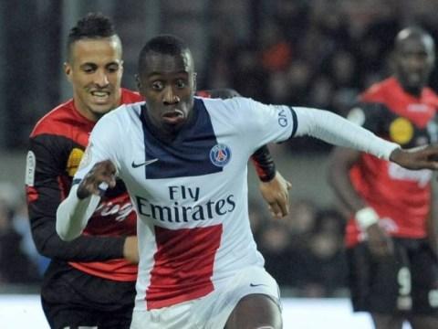 Arsenal 'in late bid to sign Paris St Germain hardman Blaise Matuidi'