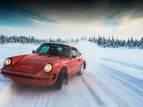 Ice driving in Sweden – as much fun as you can have on four wheels