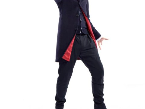 Doctor Who: Peter Capaldi's new outfit is superb and hints at sterner, more serious Doctor