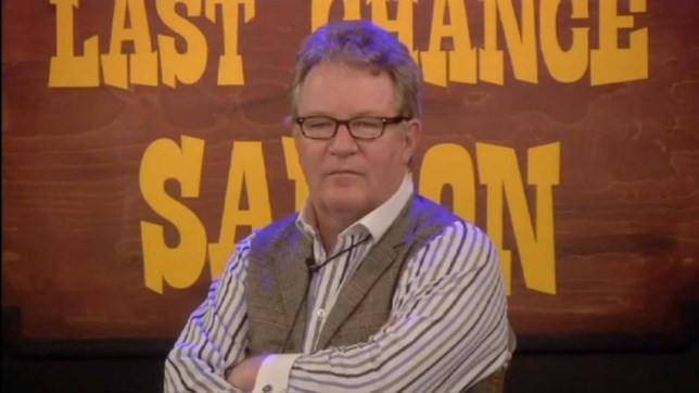 Celebrity Big Brother Jim Davidson