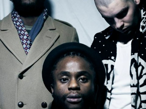 Young Fathers' impressive debut Dead makes them contenders for the big time