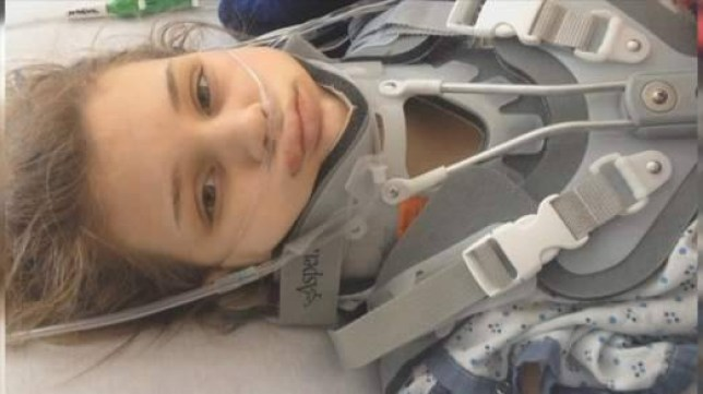 Teenage girl falls 3,000ft in skydiving accident and survives