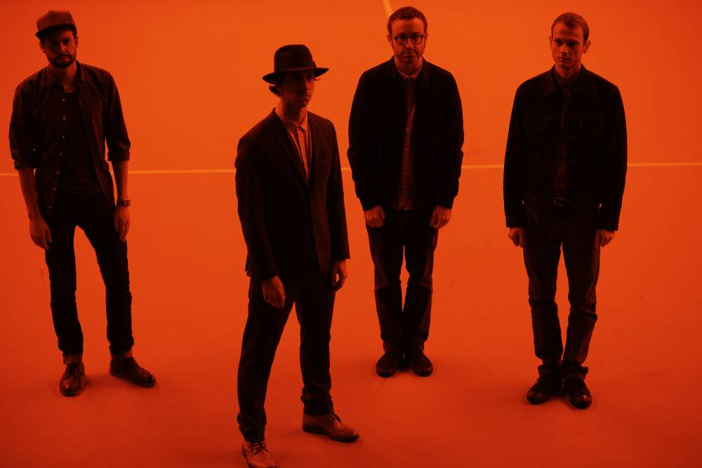Maximo Park's Too Much Information proves an unexpected triumph