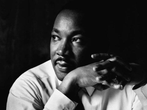 Why does the US celebrate Martin Luther King Day?