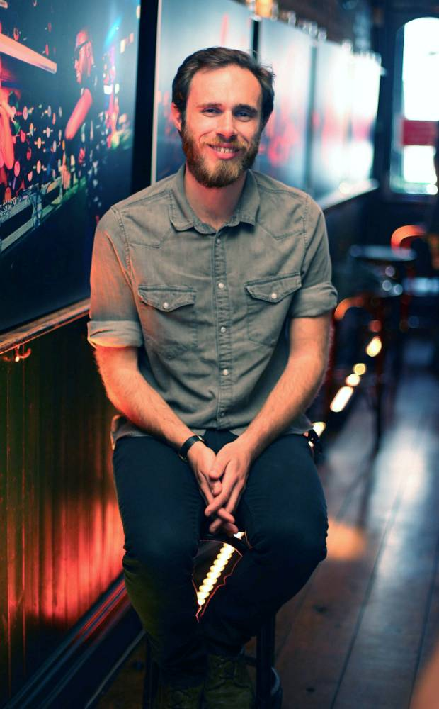 On my playlist: James Vincent McMorrow reveals his six-track mix, including Marvin's Room by Drake