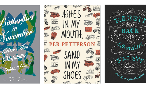 Per Petterson's Ashes In My Mouth, Sand In My Shoes has a wryly funny sense of melancholy