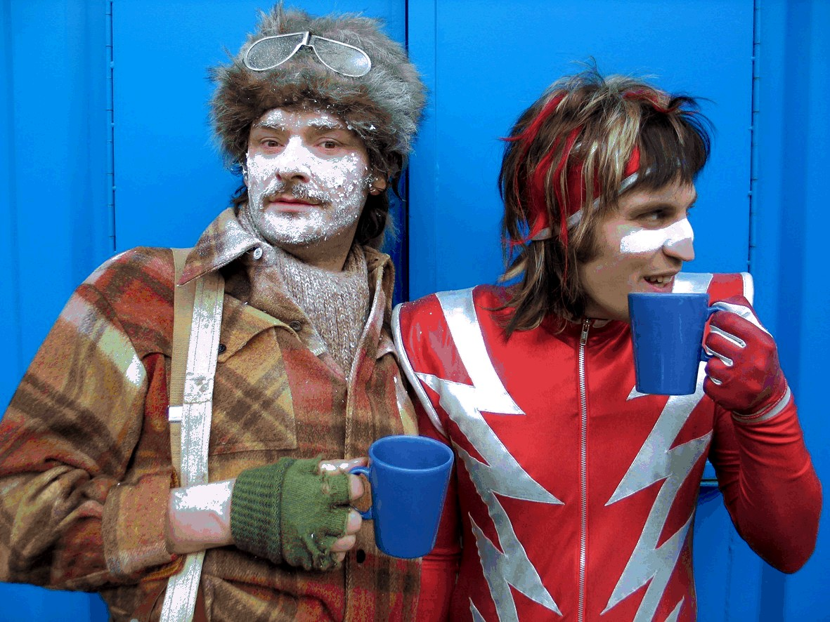 Mighty Boosh movie *not* on the way, Noel Fielding and Julian Barratt confirm