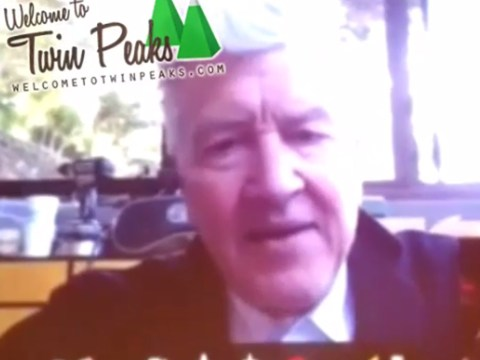 David Lynch denies Twin Peaks comeback rumours – but does promise 'special things' on Blu-Ray
