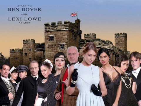 Downton Abbey gets porn version, ingeniously titled 'Down On Abby'