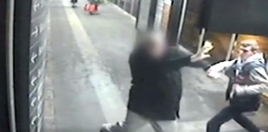 Stockport gang 'taunted disabled pensioner on bus before beating him up'