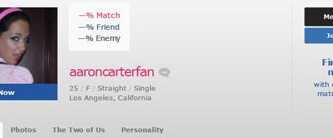 The most depressing online dating profile ever? Woman creates terrible profile with 'hot' photos… and men flock to it