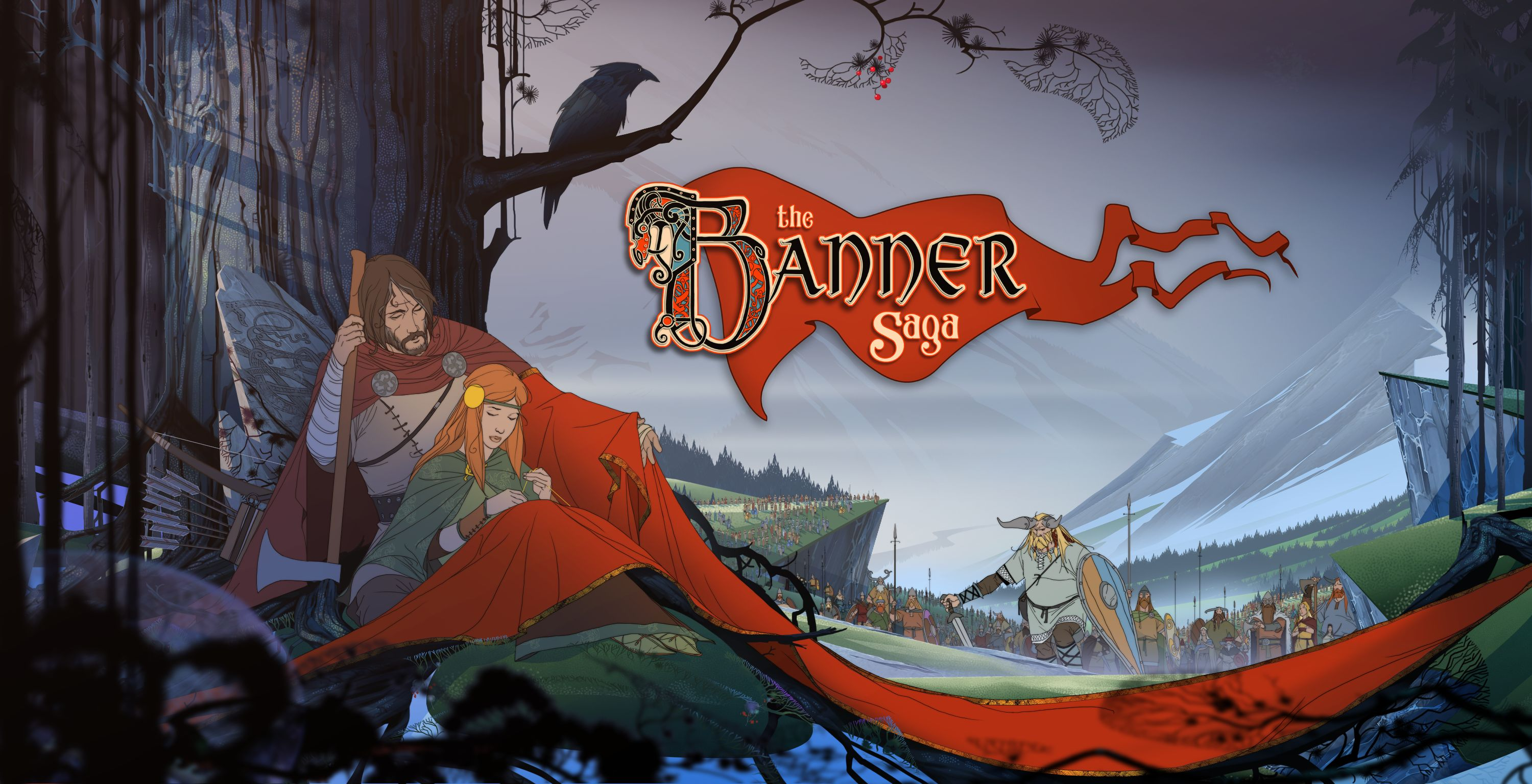The Banner Saga Nintendo Switch review – indie strategy