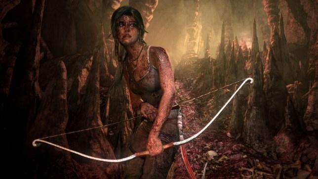 Tomb Raider: Definitive Edition - defenitely and definitvely Lara Croft