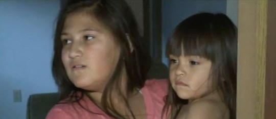 Two-year-old girl recovers after eating a cookie containing marijuana. (Picture: FOX31 KDVDR)