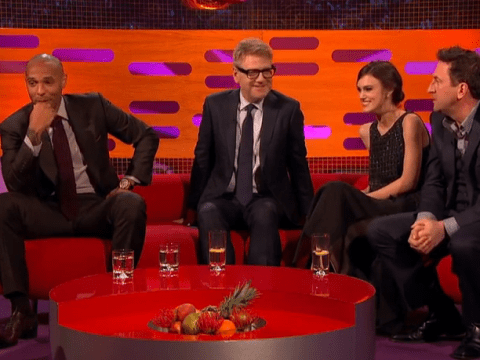 Did Nicklas Bendtner make you leave Arsenal? Lee Mack trolls Thierry Henry on  the Graham Norton Show