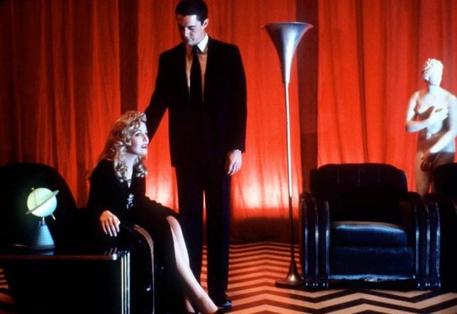 'Twin Peaks : Fire Walk With Me' starring Kyle MacLachlan
