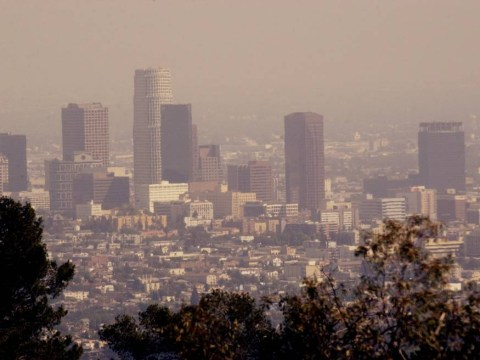 China's latest export to the US? 'Large quantities' of smog cross Pacific Ocean to Los Angeles