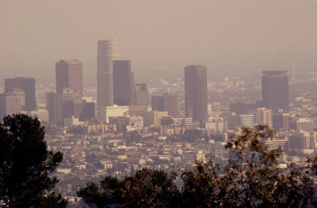 China pollution: Smog from Beijing crosses Pacific Ocean to Los Angeles, United States