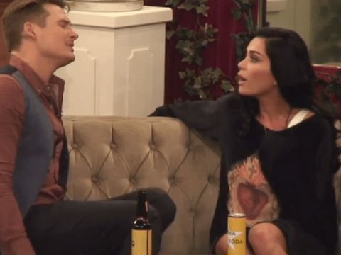 Lee Ryan ditches Jasmine Waltz as he admits to Casey Batchelor 'cuddles' during Celebrity Big Brother reunion
