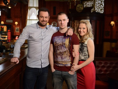 Danny-Boy Hatchard joins EastEnders as Mick and Linda Carter's army hero son