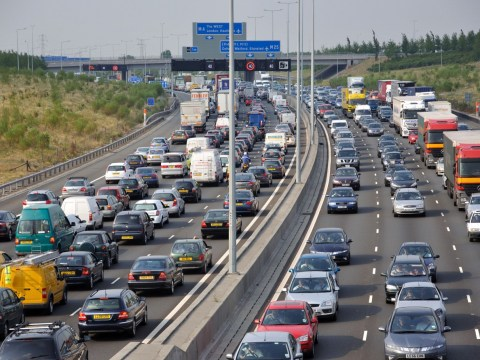 Fatal accident partially closes M25 in early hours of New Year's Day
