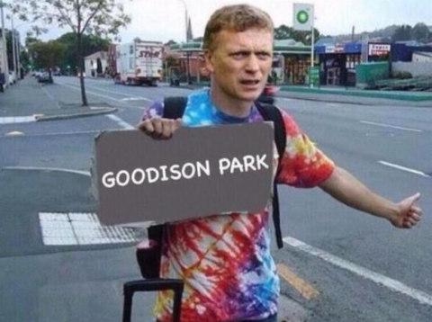 Emmanuel Frimpong trolls David Moyes with 'taxi for Moyes' Instagram picture