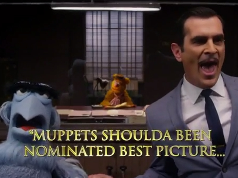 Muppets express outrage at lack of Golden Globe nominations in new Most Wanted advert