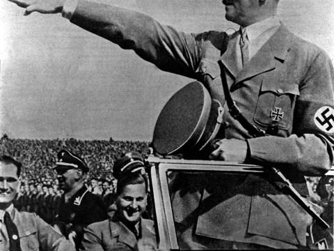 Google apologises for Adolf Hitler map gaffe