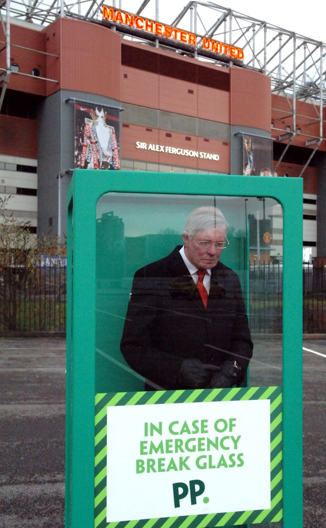 Portrait image 1 - Fergies back! - Paddy Power