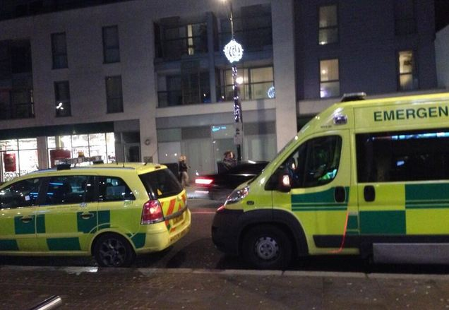 Three injured after set collapse at Camden Roundhouse