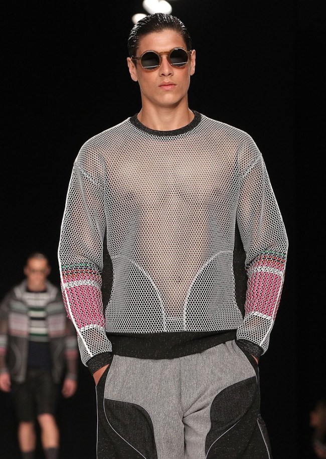 London Collections: Men: From meggings to man bags, the trends that never quite caught on