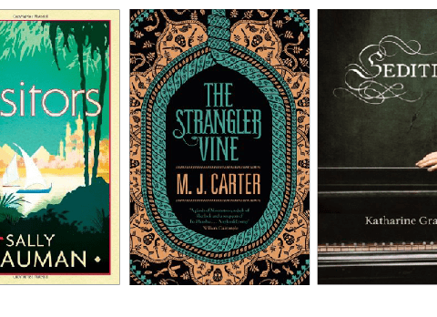 Historical fiction from Sally Beauman, MJ Carter and Katharine Grant