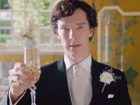 Watch Sherlock's best man duties go slightly awry in The Sign Of Three trailer