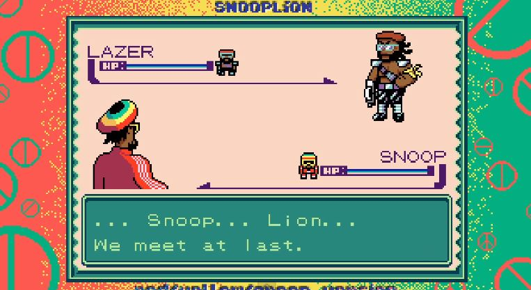 Snoop Dogg engages in Pokemon battle in new music video