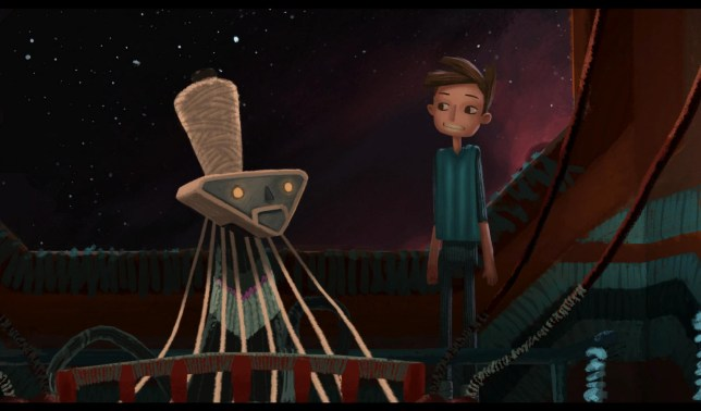 Broken Age: Act 1 (PC) – better than a kick in the pants